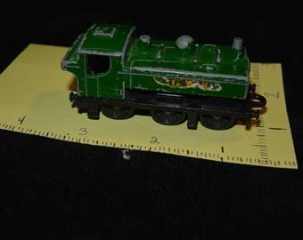 1979 Matchbox Superfast Pannier Tank Locomotive Lesney Made in England offered by FamilyBlessingCo