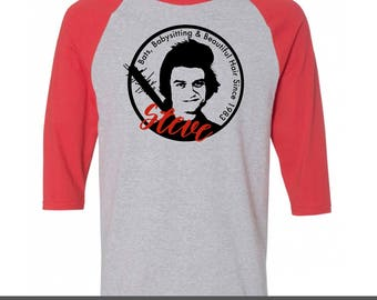 Steve Harrington Shirt, Stranger Things T Shirt