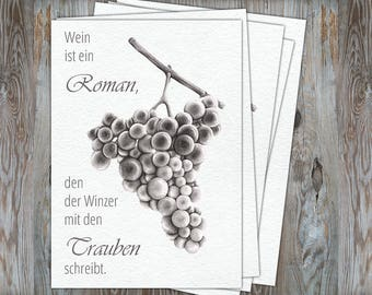 5 tickets for wine lovers Rieslingtraube