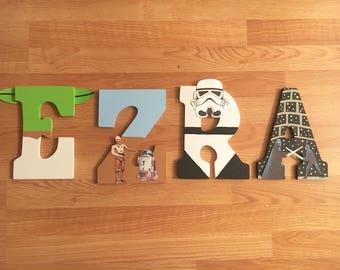 Star Wars Letters