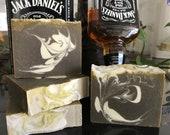 Vanilla Jack / Jack Daniels Whiskey Cold Process Soap