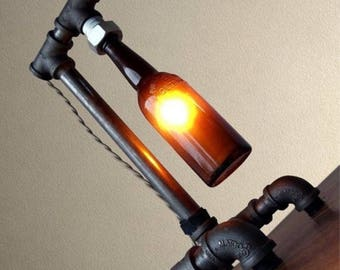 Industry table light