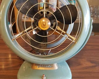 Art Deco Vornado Desk Fan