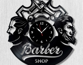 Barber Shop Decor Etsy