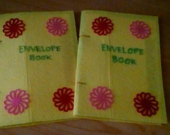 Yellow envelope books
