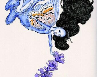 Print (Blue Fairy)