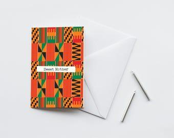 Mother's Day Card - Kweku