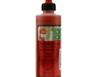 Red Metallic Airbrush 9 oz