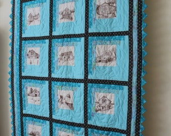 Beloved Barns Quilt