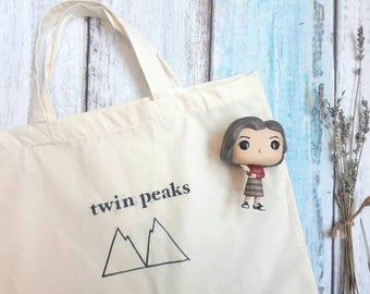 Tote bag Twin Peaks
