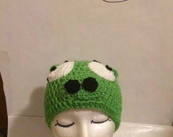 Angry Birds, Piggy, Crochet Hat