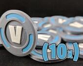 Fortnite V-Bucks (10x) | vbucks fortnite coins llama fortnite battle royale gifts gamer gifts fortnite birthday gift xbox ps4 pc playstation
