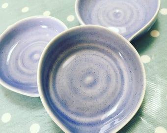 Used Teabag Saucer
