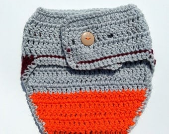 Baby Boy Diaper Cover