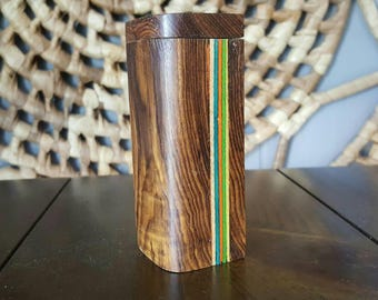 Stash Dugout / Hitter Box / all wood