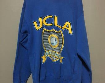 UCLA Bruins hoodie size medium