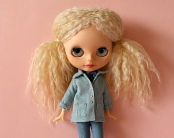 Blythe Coat, Winter Jacket With Lining