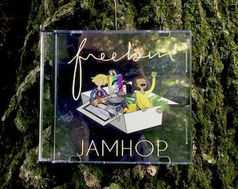 Freebin - JAMHOP Limited Edition CD - Print run of 43
