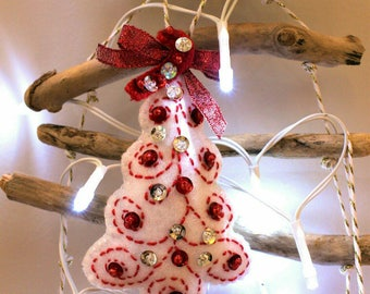 Christmas Decorations / Personalized tree decoration / Tree decoration / personalised Christmas decoration /