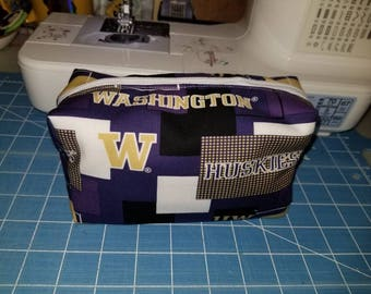 University of Washington huskies bag