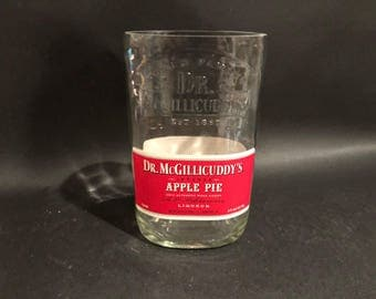 Dr McGillicuddy Candle Apple Pie BOTTLE Soy Candle. Made To Order !!!!! Made by Sazerac Frankfort KY