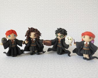 Custom Harry Potter Figurines [MADE TO ORDER]