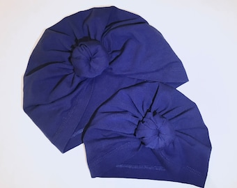 Royal Top Knot Turban