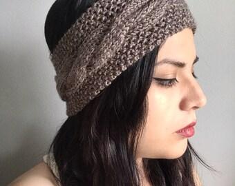 Easy Vibora Headband Pattern PDF
