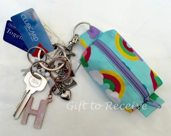 Rainbow Mini Box Bag