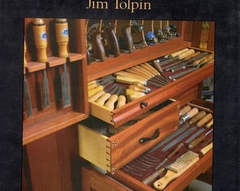 S The Toolbox Book by Jim Tolpin Guide to Tool Chests, Cabinets and Storage