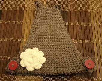 Crochet Chicken Sweater