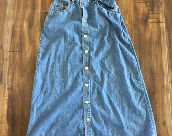 Calvin Klein Mom Skirt