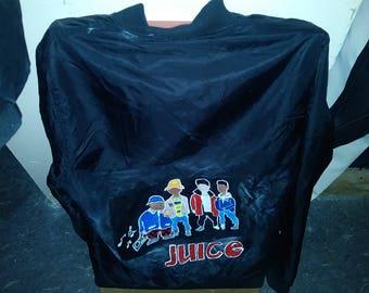 Juice movie inspired jacket