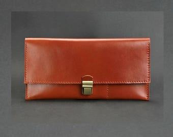 Travel wallet, Leather wallet, bifold wallet, passport wallet, wallet womens,