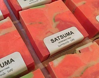 Satsuma Buttermilk Soap