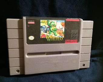 Whirlo SNES  Game Repro NTSC/NA
