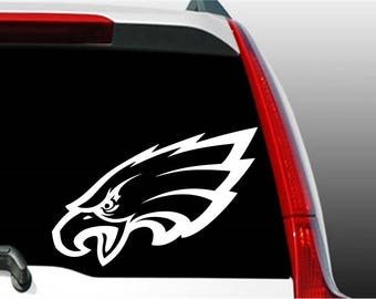 Eagles Sticker, Eagles Decal, Philadelphia Eagles Sticker, Football Sticker, Football Decal, Window Decal, Laptop Decal, Phone Decal