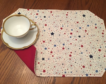 Small Stars  Placemats Set of 6