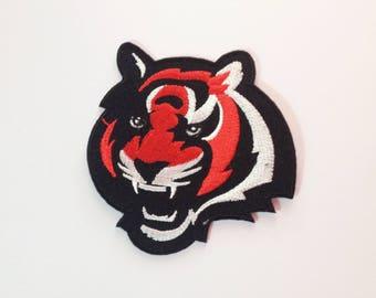 Tiger patch Tiger applique patch