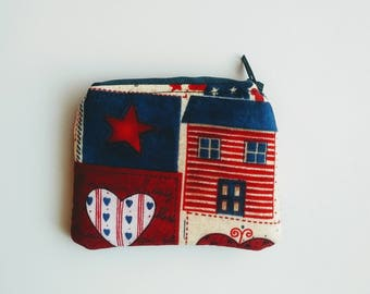 American Girl Coin Pouch