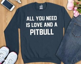 Pitbull shirt, pitbull mom shirt, pitbull gift, pitbull mom gift, pitbull sweatshirt, pitbull lover shirt, shirt for pitbull mom,pitbull mom