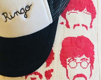 Embroidered Customized Baseball Cap
