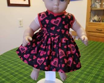 American Girl Bitty Baby Dress (SKU m124)