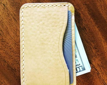 Wallet, card wallet, leather wallet, men's wallet, card case