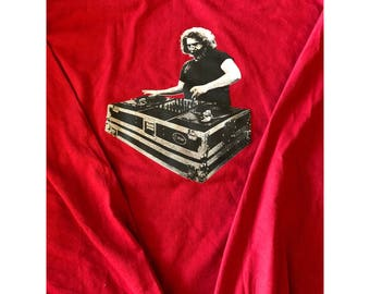 Cardinal Red DJ Jerry Long Sleeve