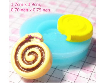 FIMO - Switzerland scroll Silicone molds