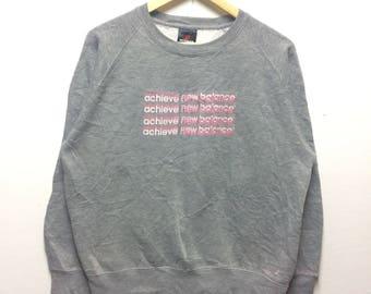 Rare!! New balance sweatshirt