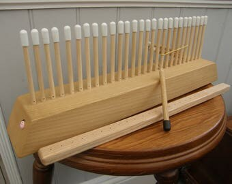 Sweet Chestnut Peg Loom
