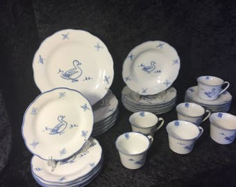 C.Steele Collection for Cordon Bleu 6 5 Piece Place Setting