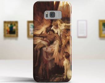 """Herbert James Draper, """"The Lament for Icarus"""".Samsung Galaxy S7 Case LG G6 case Huawei P10 Case Galaxy J5 2017 Case and more."""